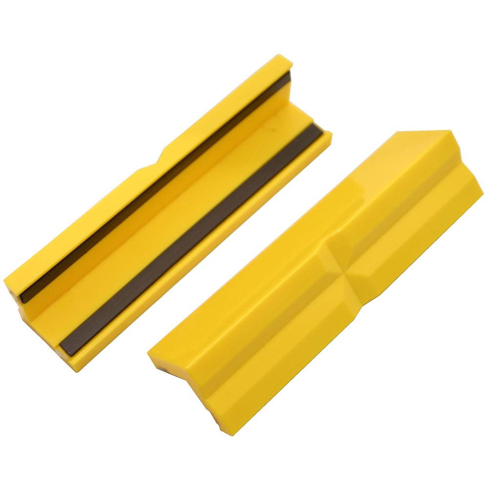 Schonbacken Kunststoff, mit Magnet 125 mm